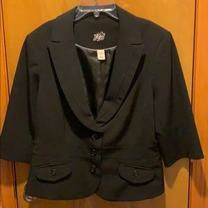 WHBM suiting jacket - like new!
